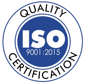 ISO 9001-2015 Quality Certification